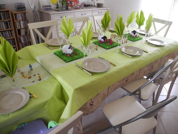 Deco De Table